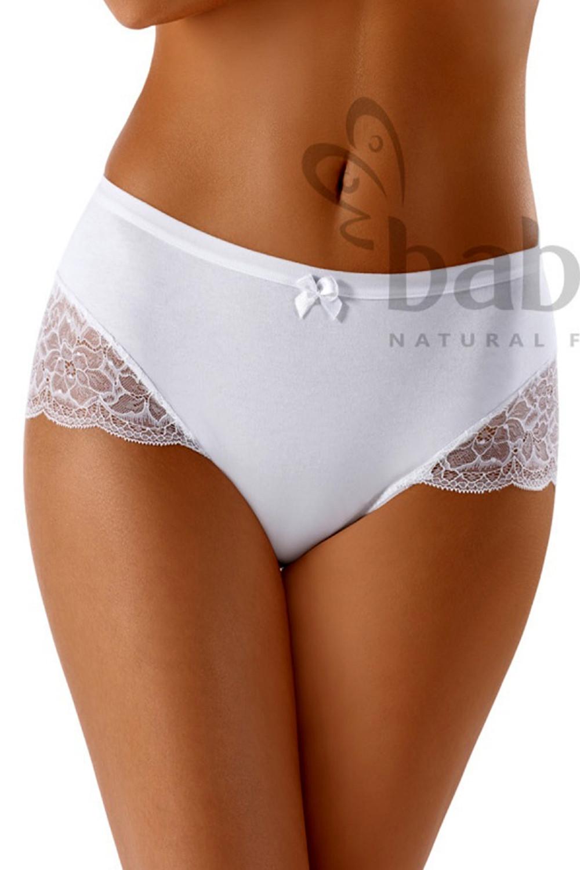 Dámske nohavičky 090 white - BABELL bílá M