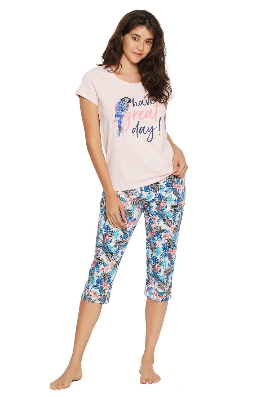 Dámske pyžamo 38052 - HENDERSON růžová S