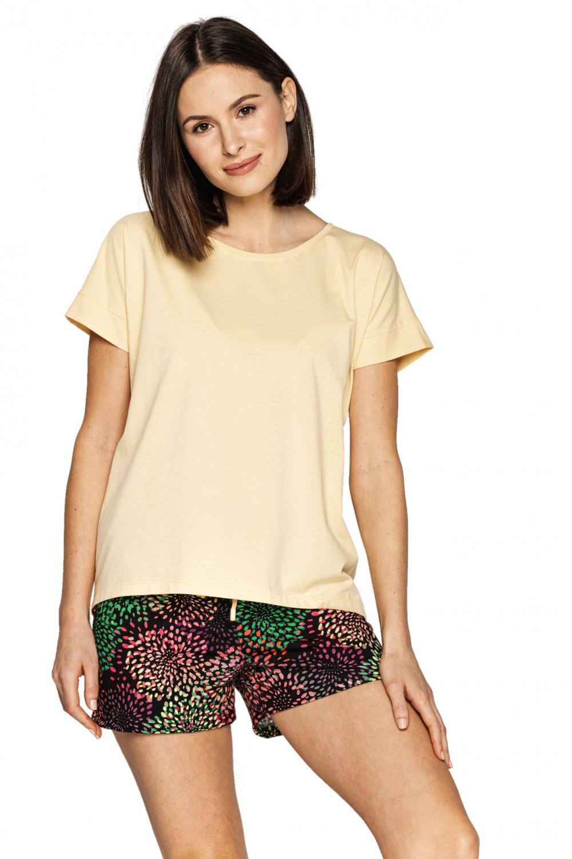 Dámske pyžamo 564 - CANA žlutá XL