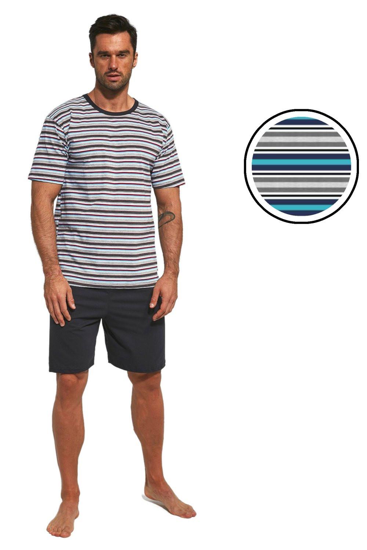 Pánske pyžamo 338/21 - Cornette viacfarebné XXL