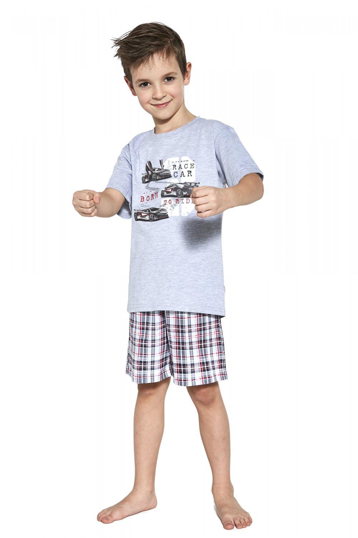 Chlapčenské pyžamo 789/97 - Cornette mélange 110/116