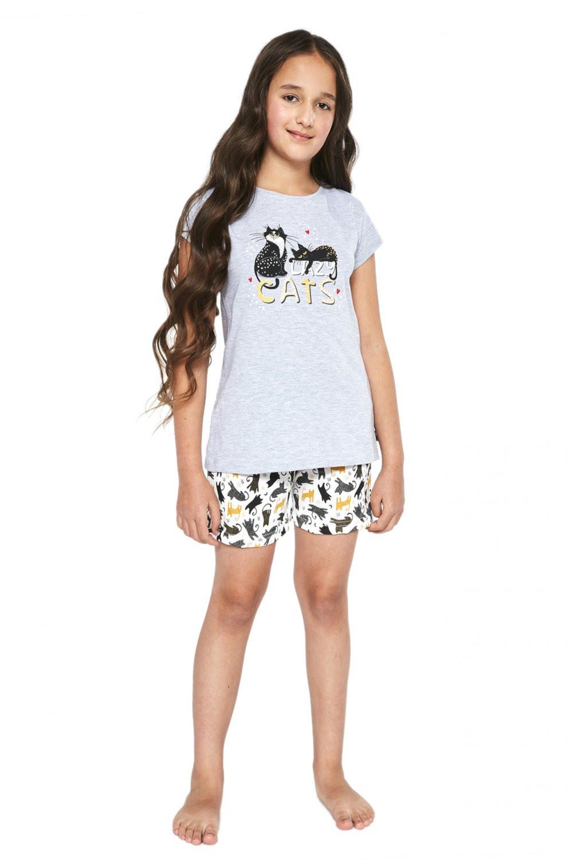 Dievčenské pyžamo 787/87 - Cornette 110/116