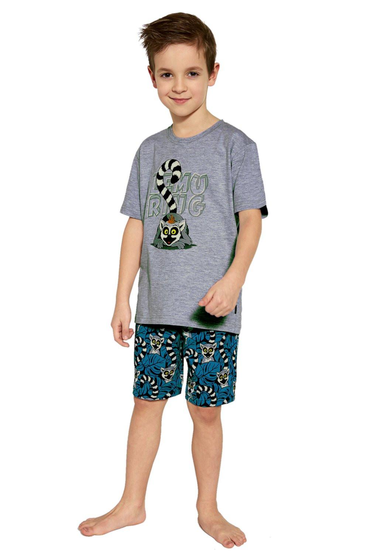 Chlapčenské pyžamo 789/95 - Cornette mélange 110/116