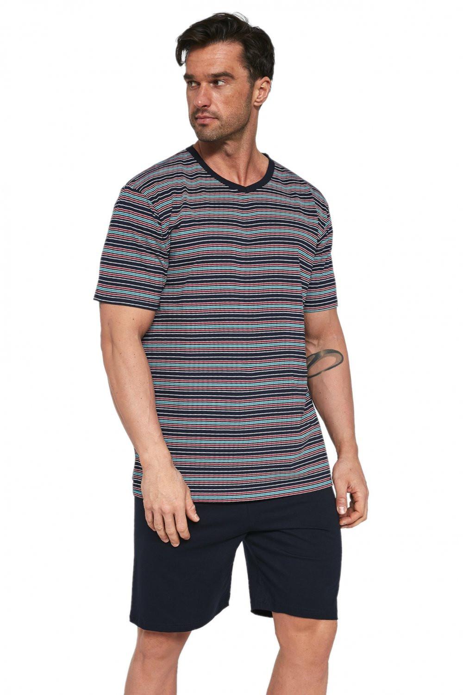 Pánske pyžamo 338/22 - Cornette viacfarebné XXL