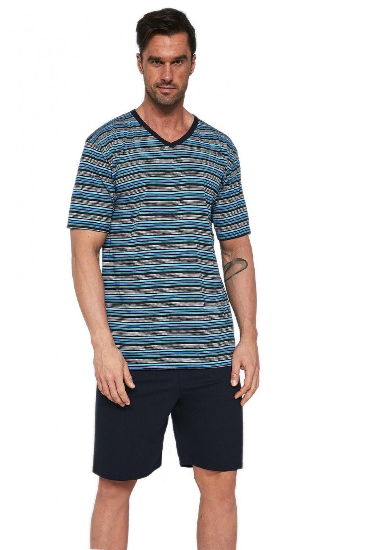 Pánske pyžamo 330/18 - Cornette viacfarebné XXL