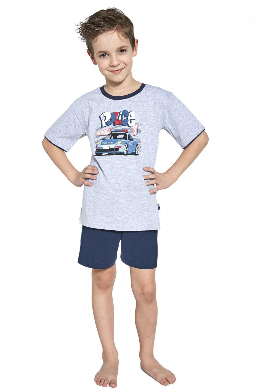 Chlapčenské pyžamo 473/89 - Cornette mélange 110/116