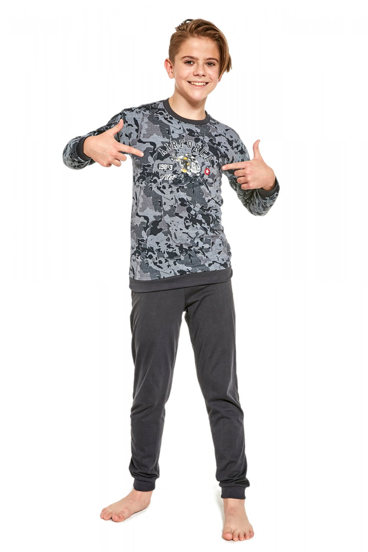 Chlapčenské pyžamo 454/118 Air force - Cornet 146/152