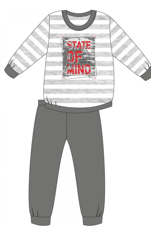 Chlapčenské pyžamo 268/119 State of mind - Cornet 134/140