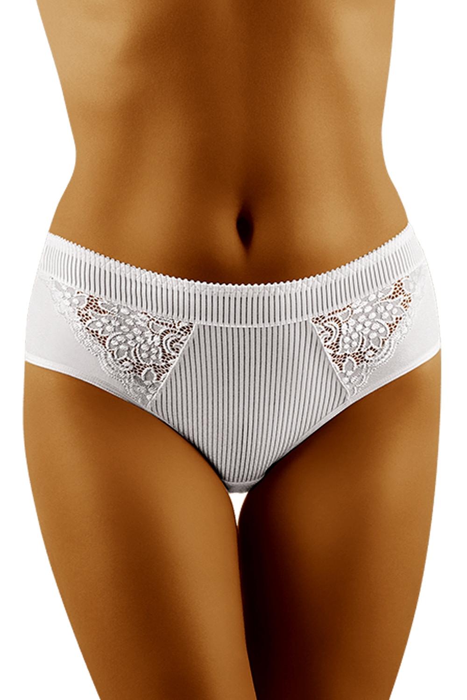 Dámské kalhotky eco-FI white bílá M