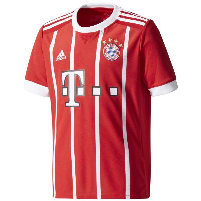 Adidas FC Bayern Munchen Juniorské fotbalové tričko AZ7954 176