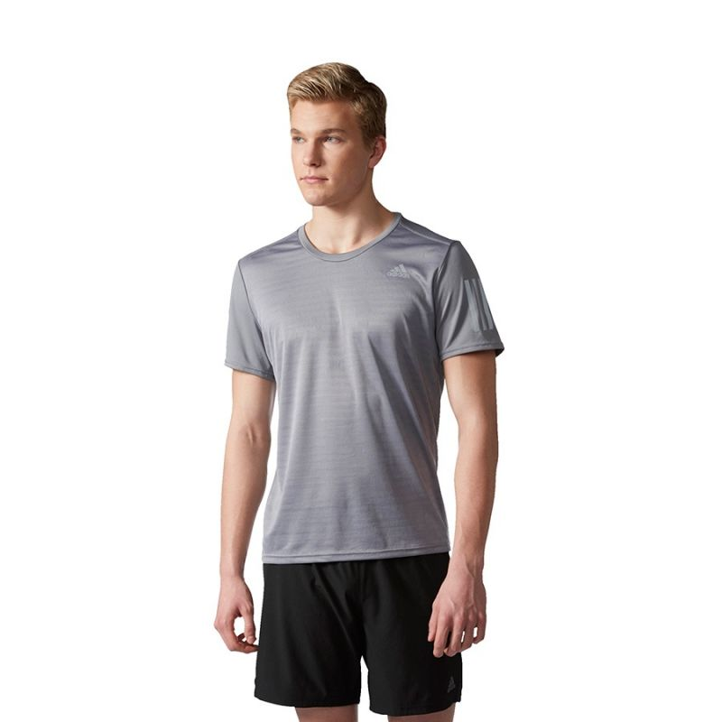 Adidas Response běžecké tričko s krátkým rukávem M BP7421 S