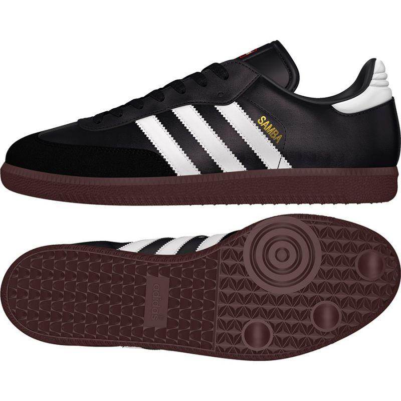 Kopačky adidas Samba IN M 019000 40