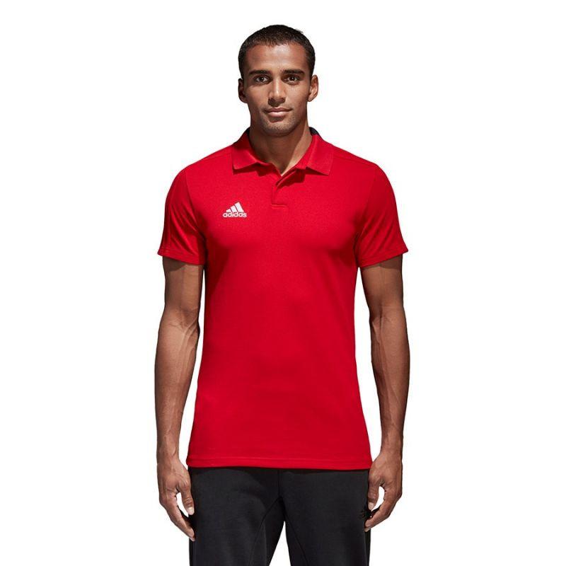 Fotbalové tričko adidas Condivo 18 CO Polo M CF4376 S