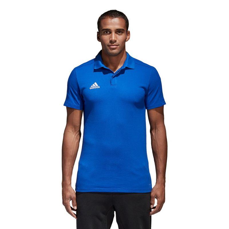 Fotbalové tričko adidas Condivo 18 CO Polo M CF4375 S
