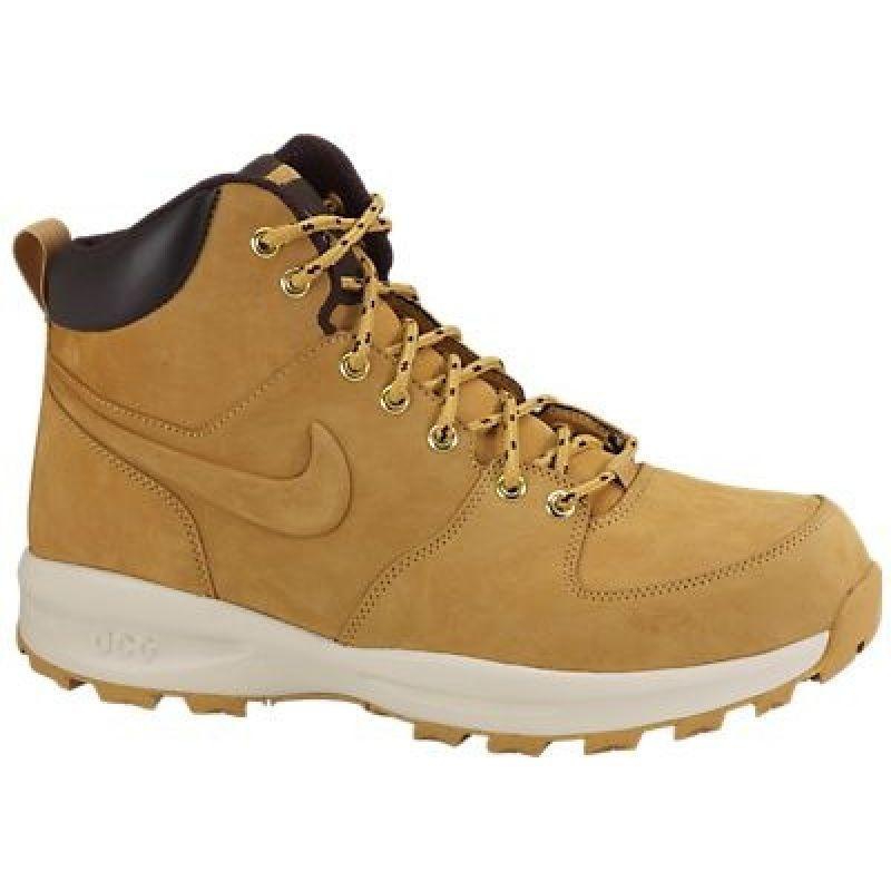 Kožené zimní boty Nike Manoa 454350-700 44,5