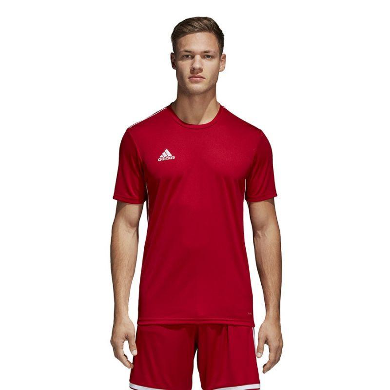 Fotbalové tričko adidas Core 18 Tee M CV3452 S