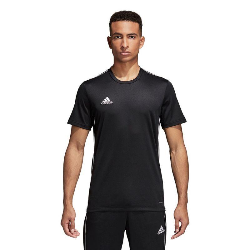 Fotbalové tričko adidas Core 18 Tee M CE9021 S