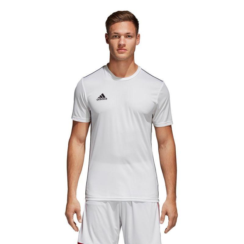 Fotbalové tričko adidas Core 18 Tee M CV3453 S