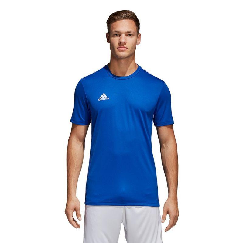 Fotbalové tričko adidas Core 18 Tee M CV3451 XS