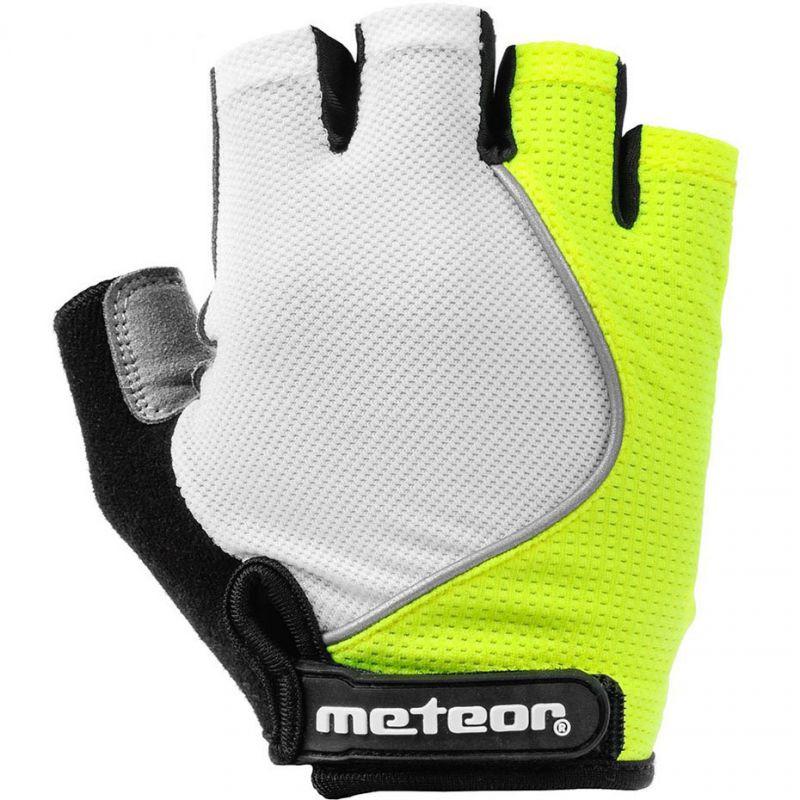 Cyklistické rukavice Meteor Gel GXQ 140 25920-25923 S