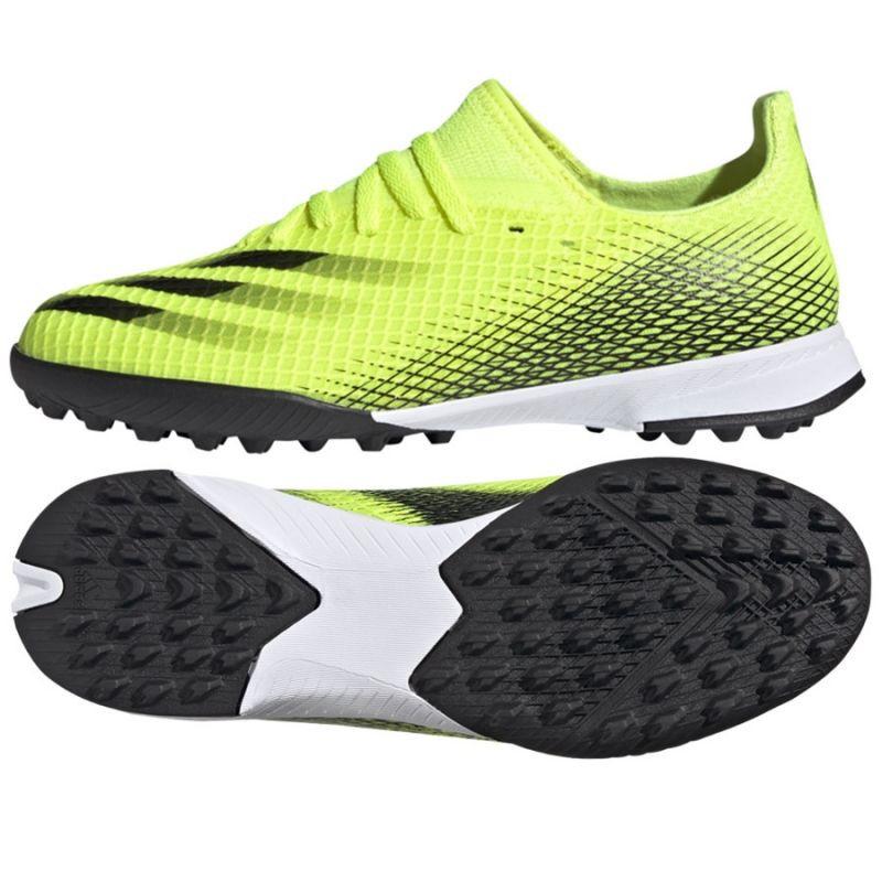 Kopačky adidas X Ghosted.3 TF Jr FW6926 36 2/3