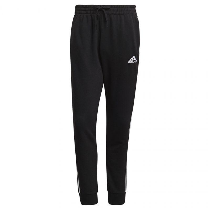 Kalhoty adidas Essentials Tapered Cuff 3 Stripes M GK8831 S