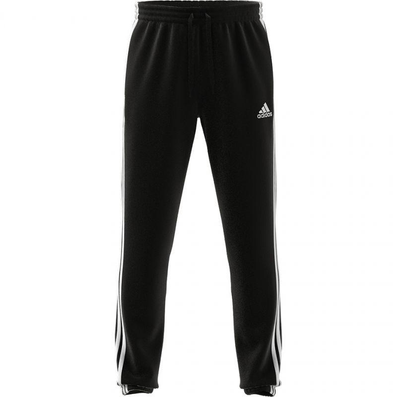 Kalhoty adidas Essentials Tapered Elasticcuff 3 Stripes Pant M GK8829 S