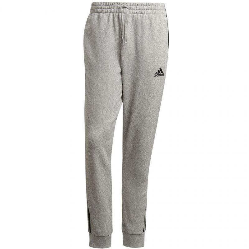 Kalhoty adidas Essentials Tapered Cuff 3 Stripes M GK8889 S