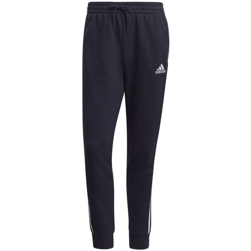 Kalhoty adidas Essentials Tapered Cuff 3 Stripes M GK8888 S