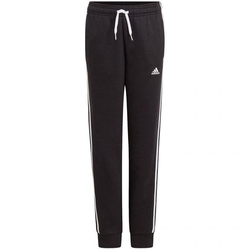 Kalhoty adidas Essentials 3 Stripes Jr GQ8897 116cm