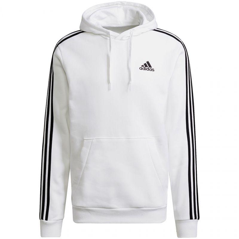 Mikina adidas Essentials Fleece 3-Stripes Hoodie M GU2522 S