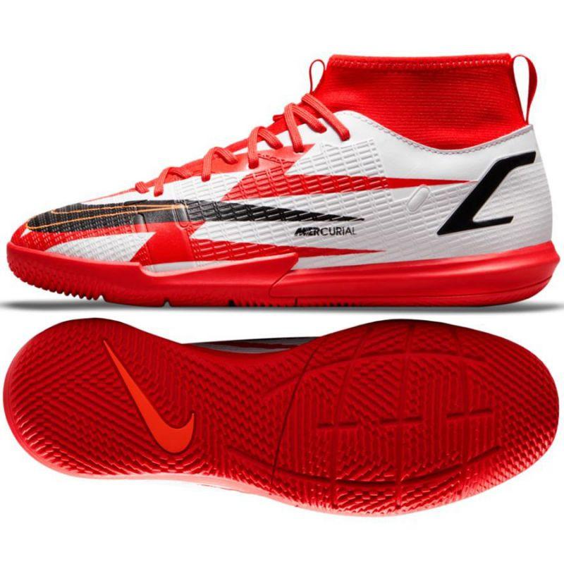 Kopačky Nike Mercurial Superfly 8 Academy CR7 IC Jr DB2676 600 38
