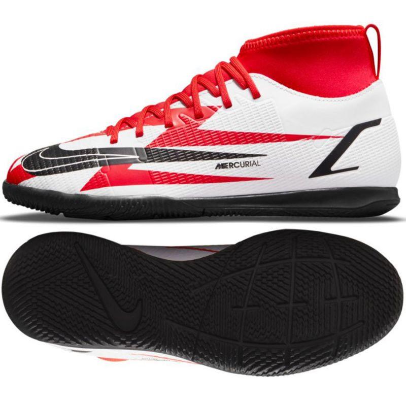 Kopačky Nike Mercurial Superfly 8 Club CR7 IC Jr DB0930 600 38