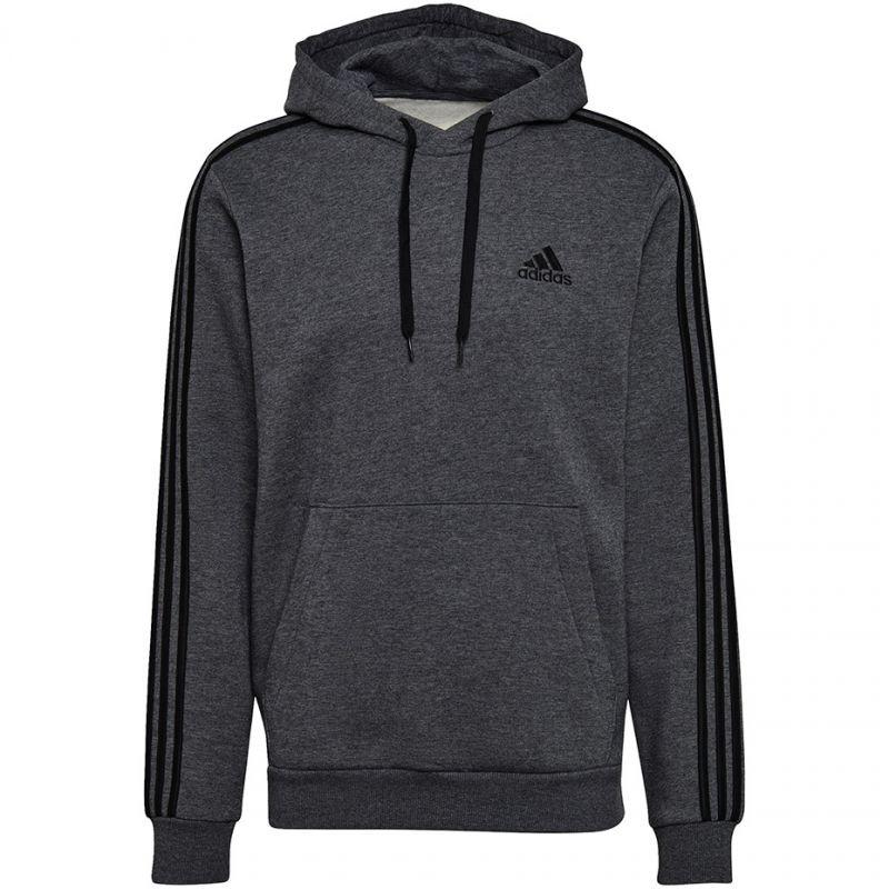 Mikina adidas Essentials Fleece 3-Stripes Hoodie M GK9082 S
