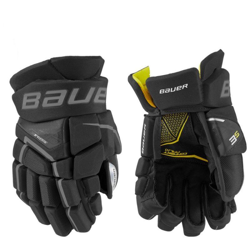 Hokejové rukavice Bauer Supreme 3S Jr 1058653 10''
