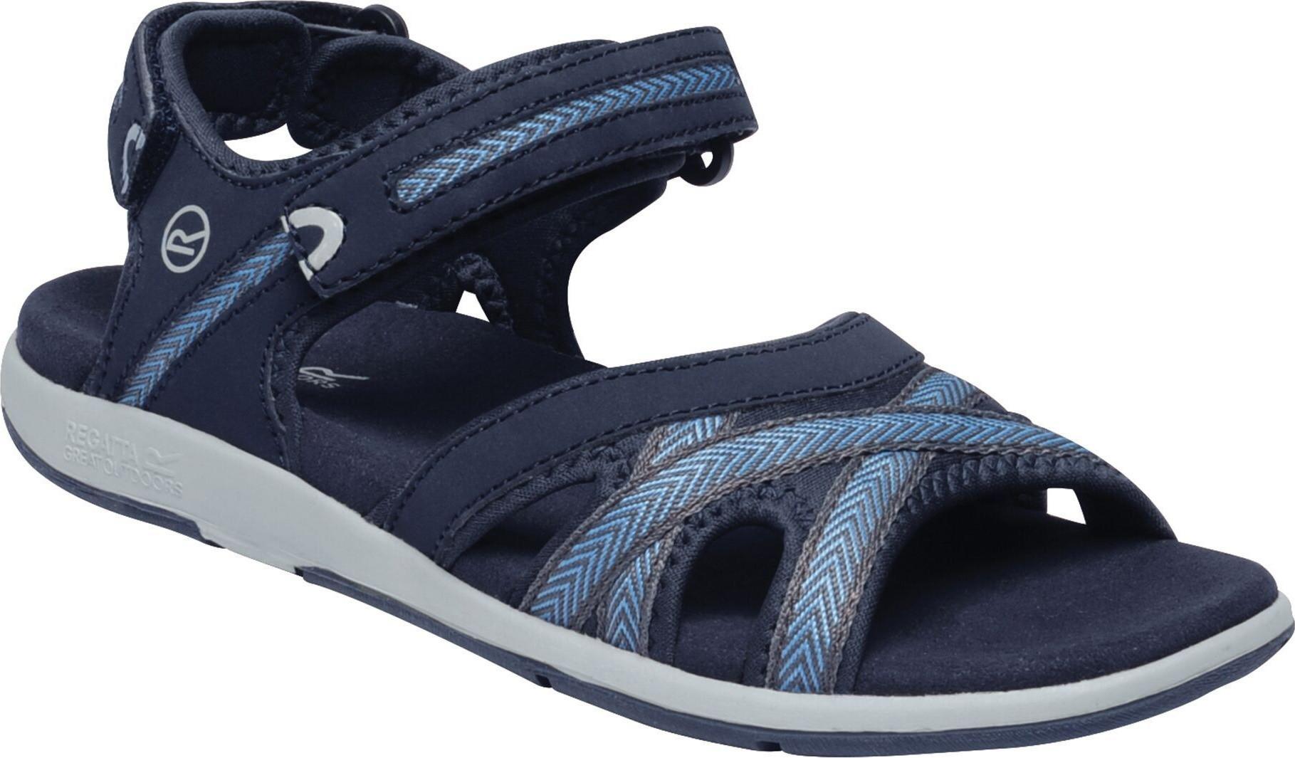 Dámske sandále Regatta Lady Santa Clara 525 modré modrá 39