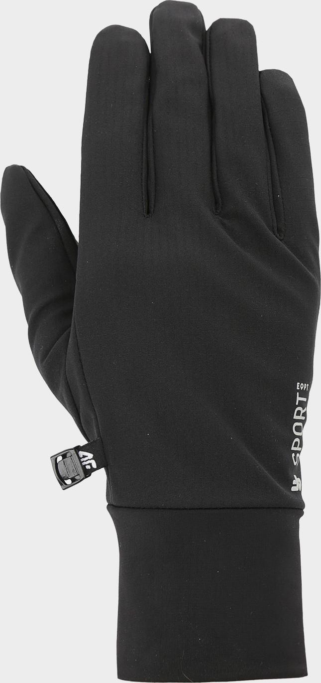 Športové rukavice 4F REU106 Čierne Cernay S