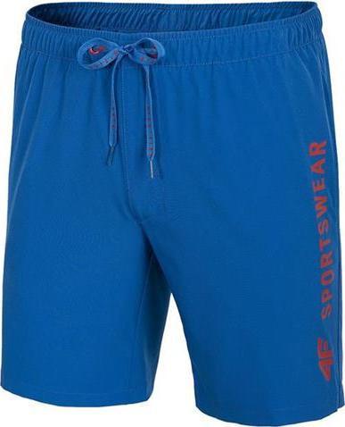 Pánské plážové šortky SKMT002 modré XL