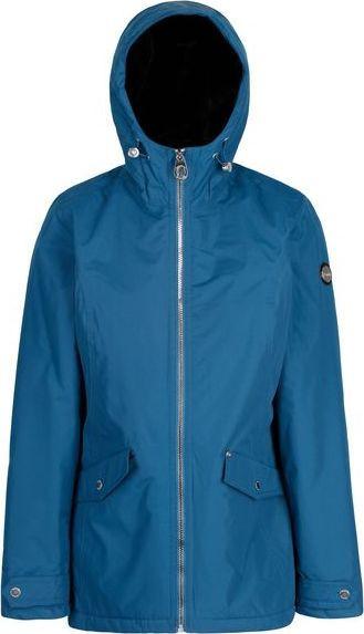 Dámska bunda REGATTA RWP266 Bergonia Modrá modrá 40