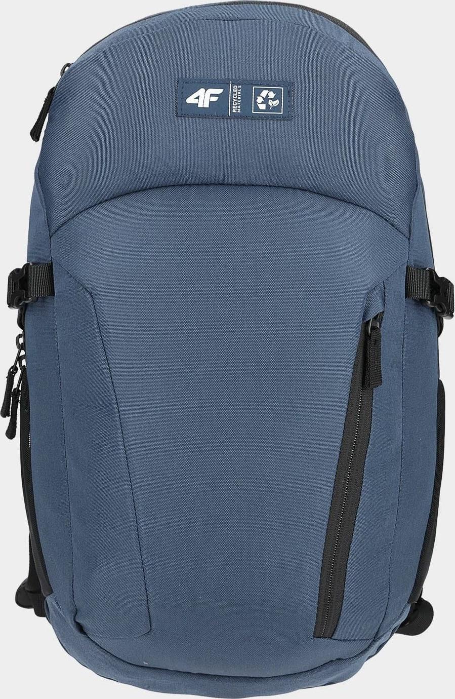 Mestský ruksak 4F PCU207 Tmavomodrý modrá 17L