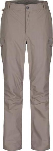 Pánske športové nohavice Regatta RMJ161R Delphi Trs Nutmeg Cream béžová 32in