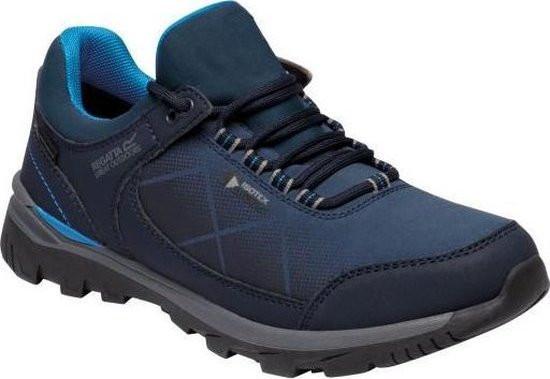 Dámské turistické boty Lady Highton STR W4U tmavě modré 38