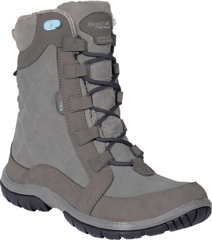 Dámska zimná obuv REGATTA RWF225 Lady Piste Šedá šedá 36