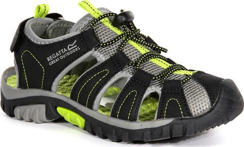 Detské sandále REGATTA RKF600 Westshore Jnr Čierne černá 33