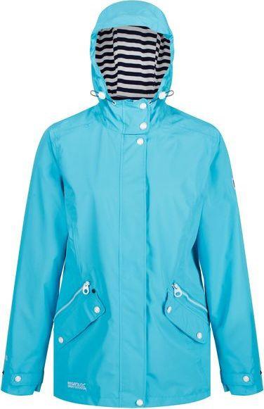 Dámska jarná bunda REAGATTA RWW316 Basilia Modrá modrá 38