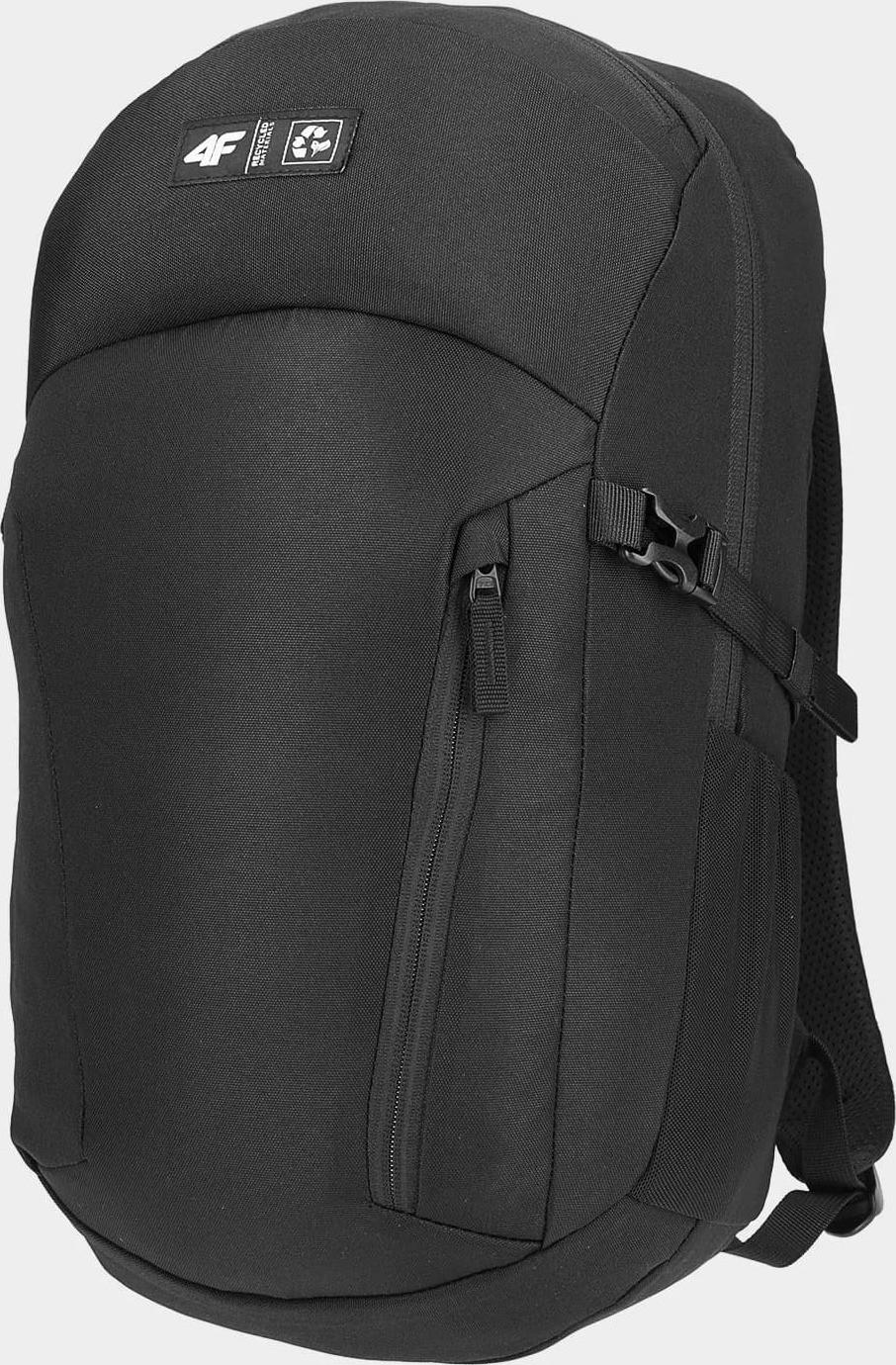 Mestský ruksak 4F PCU207 Čierny černá 17L