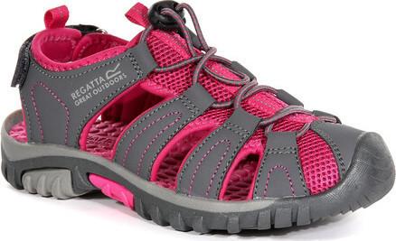 Detské sandále REGATTA RKF600 Westshore Jnr Ružové ružová 35