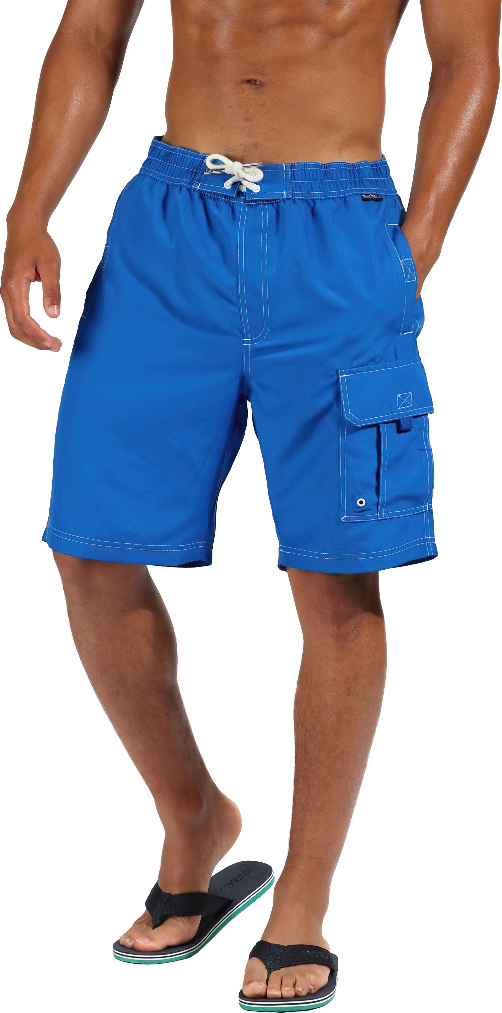 Pánske plavkové šortky Regatta Hotham BdShortIII 15 modré modrá S