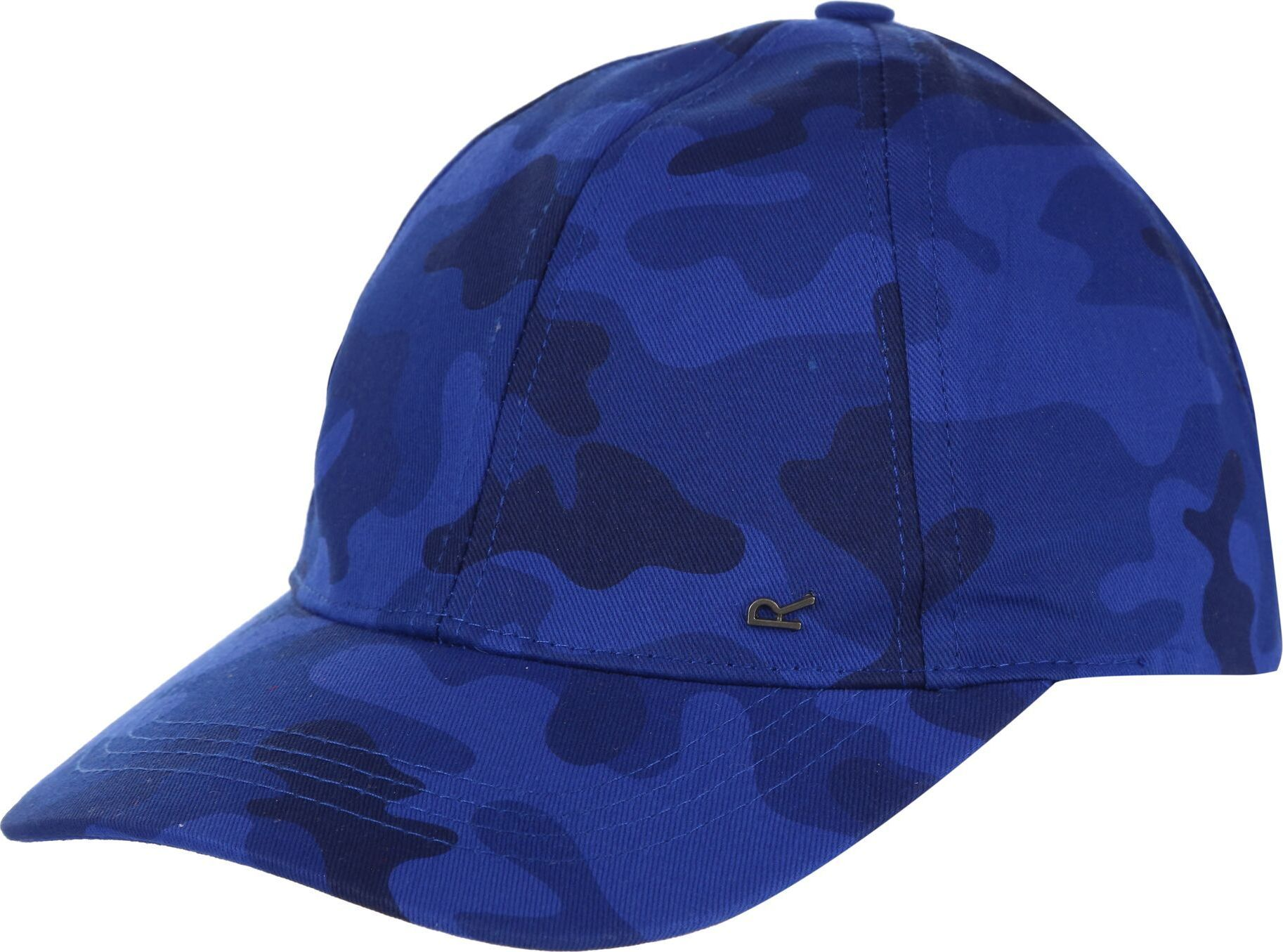 Dětská kšiltovka Regatta Cuyler Cap III 48U modrá 7-10