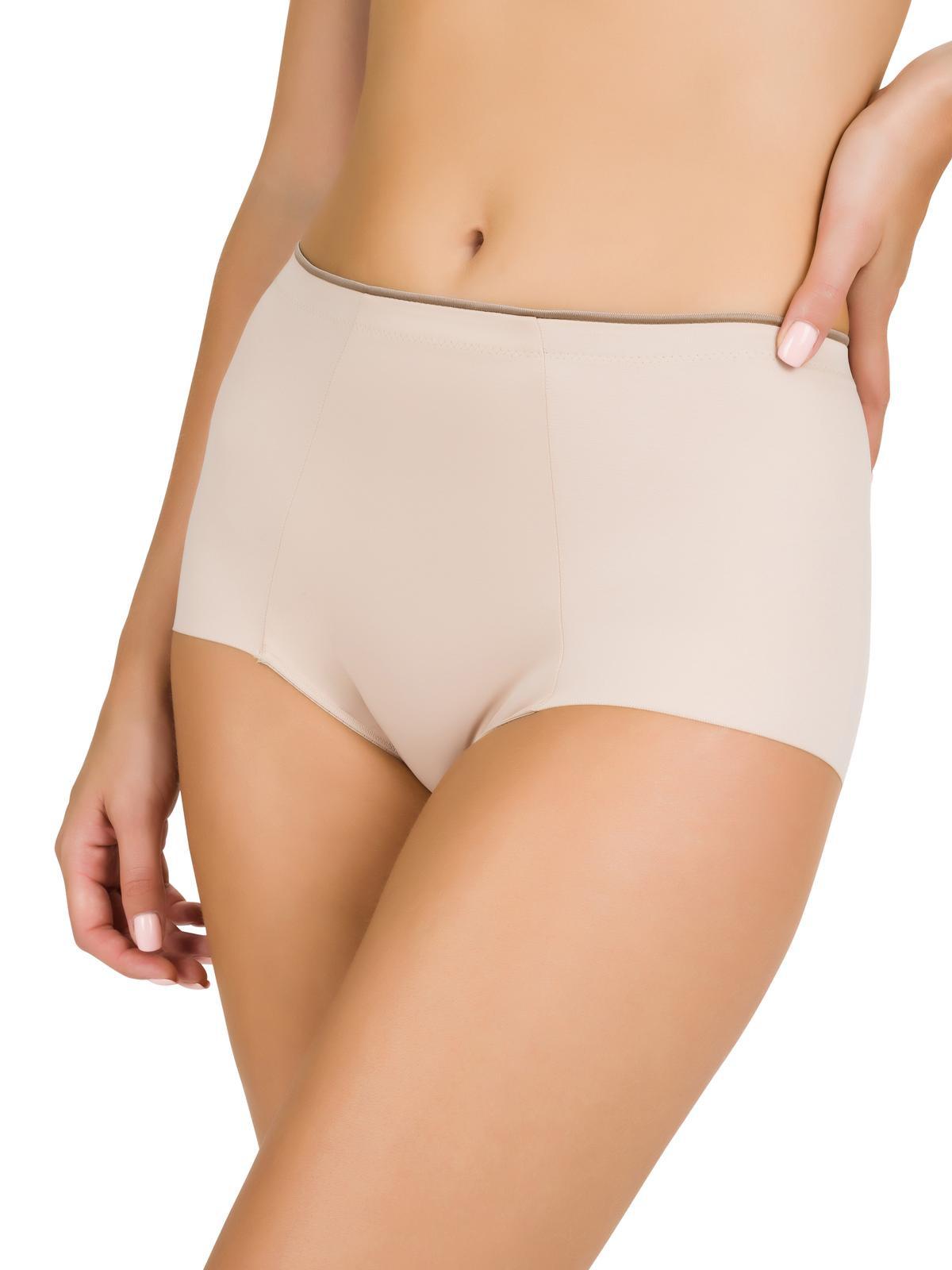 Conturelle Soft Touch kalhotky Miederslip písková 48